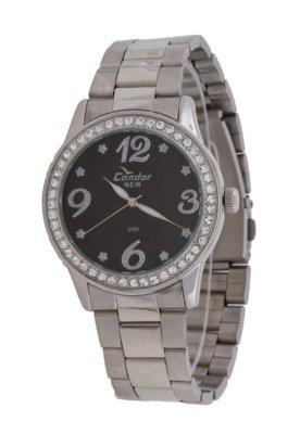 Relógio Condor KW26747P Prata