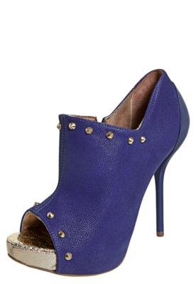 Open Boot Di Cristalli SPikes Azul