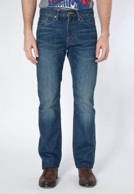 Calça Jeans Levi's Street Azul - Levis