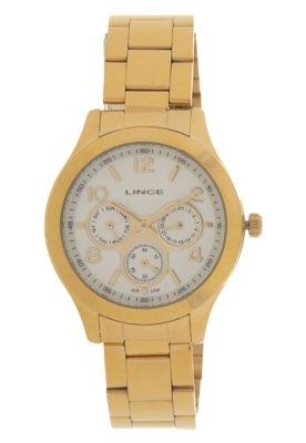Relógio Lince LMG4121L S2KX Dourado
