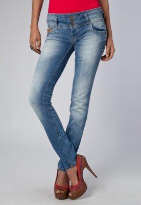 Calça Jeans Colcci Skinny Tina Azul