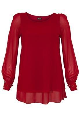 Blusa SPike Vermelha - Pop Touch