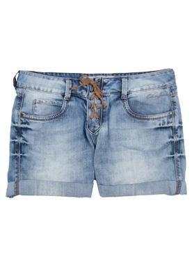 Bermuda Jeans Daria Azul - Colcci