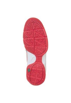 Tênis Nike Air Courtballistec 4.1 Cinza/Preto/Vermelho