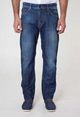 Calça Jeans Ellus Skinny Okwa Ly Filigran Azul