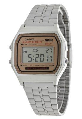 Relógio Casio A159WA-9DF Prata