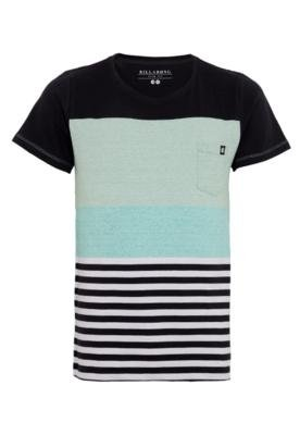 Camiseta Billabong Komplete Listra