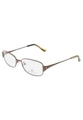 Óculos Receituário Catherine Deneuve Liv Marrom