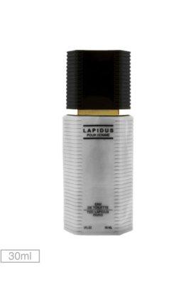 Eau De Toilette Lapidus Pour Homme 30ml - Perfume - Ted Lapi...