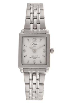 Relógio Condor KT25858/B Prata