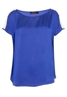 Blusa SPezzato Ashton Azul
