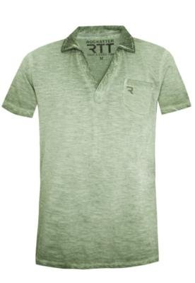 Camisa Polo Rockstter New England Verde