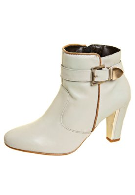 Ankle Boot Fivela Off-white - FiveBlu