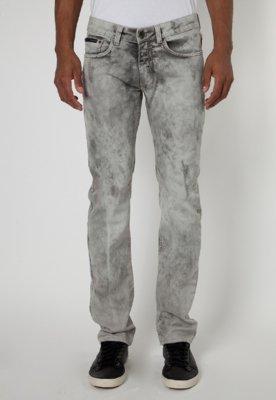 Calça Jeans Calvin Klein Jeans Skinny Style Cinza