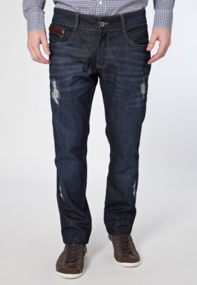 Calça Jeans Osmoze Universal Azul