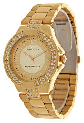 Relógio 3006145F Dourado - Backer