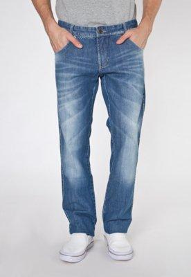 Calça Jeans Sawary About Azul