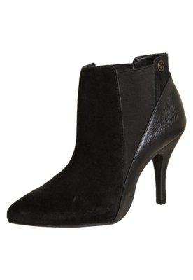 Ankle Boot 2 Fivelas Preta - Triton