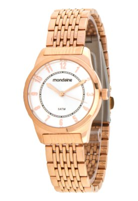 Relógio Mondaine 78185LPMBRA2 Dourado