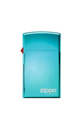 Eau De Toilette Zippo Azul Turquesa 50ml - Perfume - Zippo P...