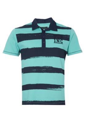 Camisa Polo Bordado Iniciais Listra - FiveBlu