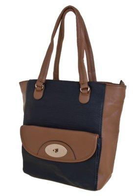 Bolsa Sacola Chenson Klasik Azul