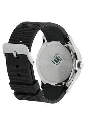 Relógio Wheel 3HD Preto/Prata - Puma