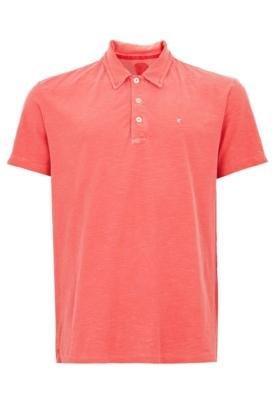 Camisa Polo Redley Flame Vermelha