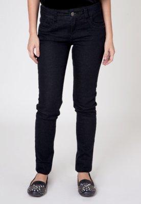 Calça Jeans Colcci Skinny Fátima Preta