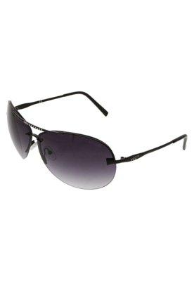 Óculos de Sol Lotus Strass Preto