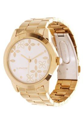 Relógio Lince LRGK012L B1KX Dourado