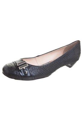 Sapato Scarpin Bottero Saltinho Ferragem Preto