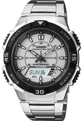 Relógio Casio AQS800WD7EVDF Prata