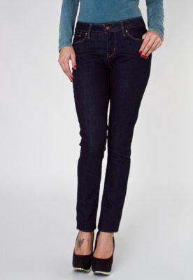Calça Jeans Levi's Skinny Pespontos Azul - Levis