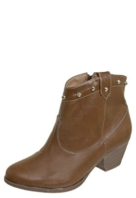 Ankle Boot FiveBlu SPikes Marrom
