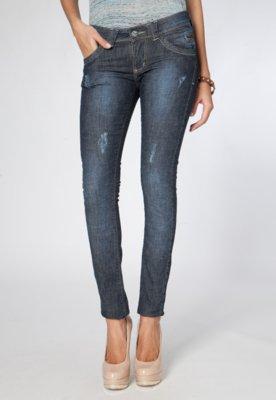 Calça Jeans FiveBlu Skinny Urban Azul