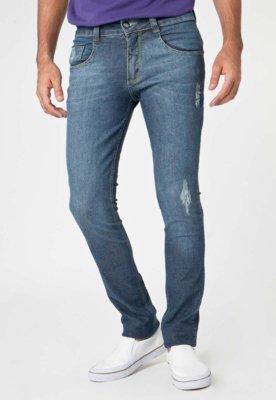 Calça Jeans Biotipo Skinny Indigo Azul