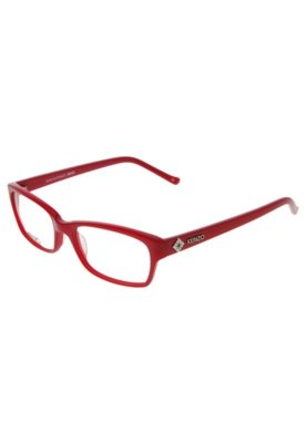 Óculos Receituário Kenzo Lótus Vermelho