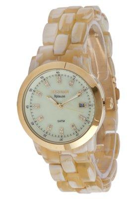 Relógio Seculus 24788LPSFDP2 Dourado