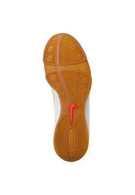 Chuteira Futsal Nike Mercurial Vortex CR IC Laranja/Branca