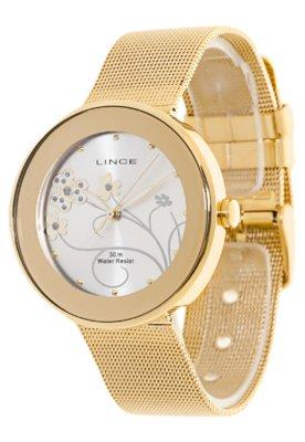 Relógio LRG4153LS1KX Dourado - Lince