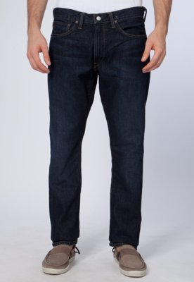 Calça Jeans Polo Ralph Lauren Reta Style Azul