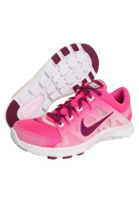 Tênis Nike Wmns Flex Supreme TR II Rosa