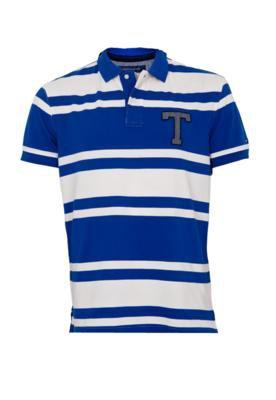 Camisa Polo Tommy Hilfiger Time Listrada