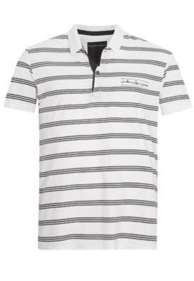 Camisa Polo Style Off-White - Calvin Klein Jeans