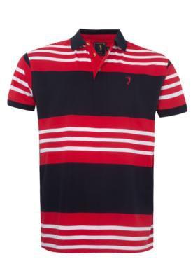 Camisa Polo Aleatory Símbolo Listra