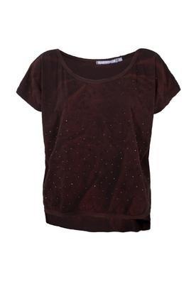 Blusa Termo Marrom - Espaço Fashion