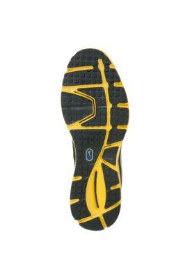 Tênis Nike Lunar Forever Preto e Amarelo