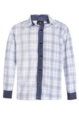 Camisa Hommer DorDor Xadrez