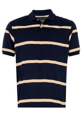 Camisa Polo FiveBlu Azul